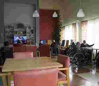 Sala de estar y TV